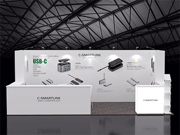 C-Smartlink attended CES in Las Vegas on Jan. 7-10, 2020, Booth#Hall4#35068